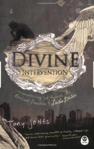 Divine Intervention by Tony Jones