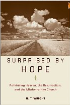 """Surprised by Hope"" by N.T. Wright"