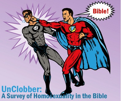 ... of what the Bible says (and does not say) about homosexuality.