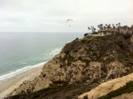 Hang Gliding off the Bluffs