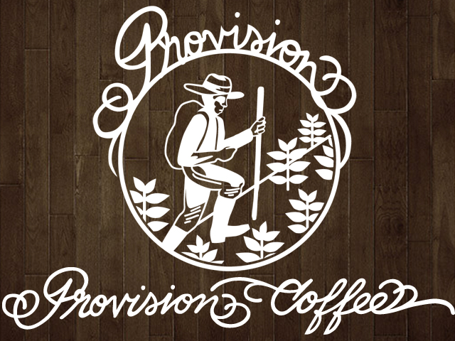 Provision Coffee Provision Coffee is a faith-based, specialty coffee company that maintains direct relationships with farmers in developing countries in an effort to benefit their communities.