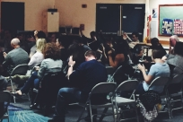 Recent RSP Prayer Time at Sojourn Grace Collective